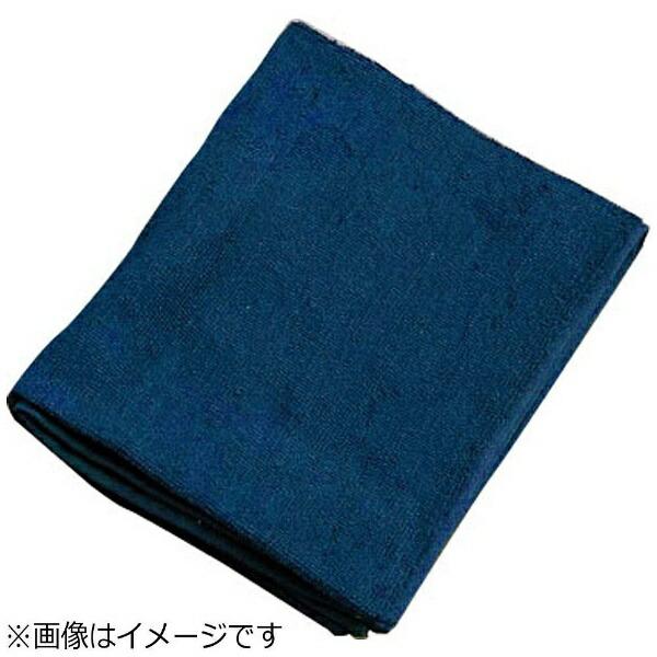 吉田織物ミューファン抗菌フェイスタオル(12枚入)紺<JFT0104>[JFT0104]
