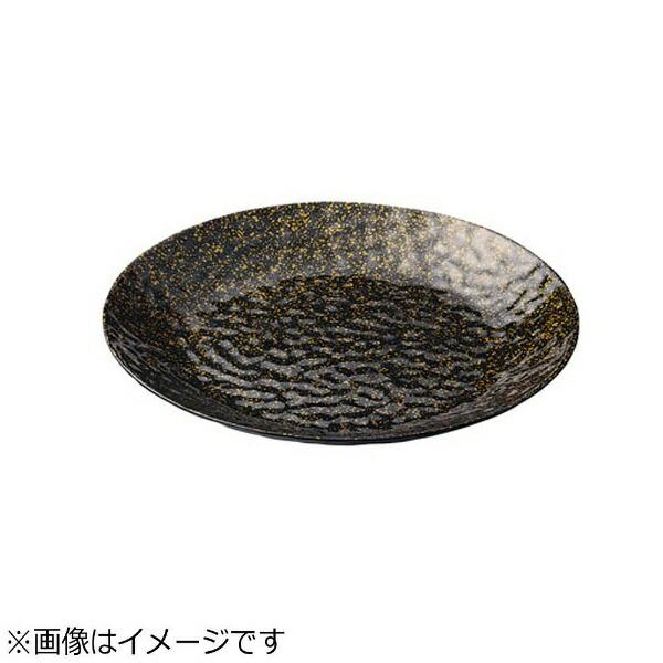マインMINメラミン大皿金ちらし26cm<ROO4401>[ROO4401]