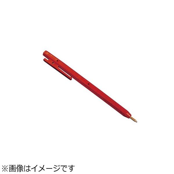 バーテックBURRTECバーキンタボールペンエコ102赤インク(金属検出機対応)赤<ZPN1502>[ZPN1502]