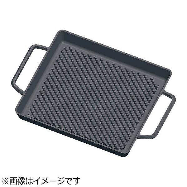 遠藤商事EndoShoji《IH対応》TKG鉄鋳物グリルパン大<AGLA902>[AGLA902]