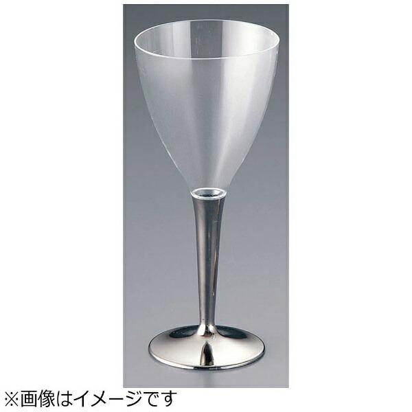 モザイクmozaikモザイクワイングラス(8個入)シルバーMZGL8SL<NWI1502>[NWI1502]