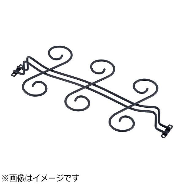 遠藤商事EndoShoji18-8ツイスターグラスハンガー(黒艶消仕上)<PGLD501>[PGLD501]