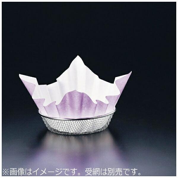 マインMIN紙すき鍋舞(300枚入)紫<QKM8005>[QKM8005]
