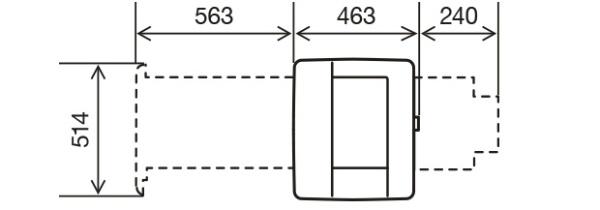 キヤノンCANONLBP441eモノクロレーザープリンターSateraホワイト[はがき〜A3][LBP441E]【プリンタ】