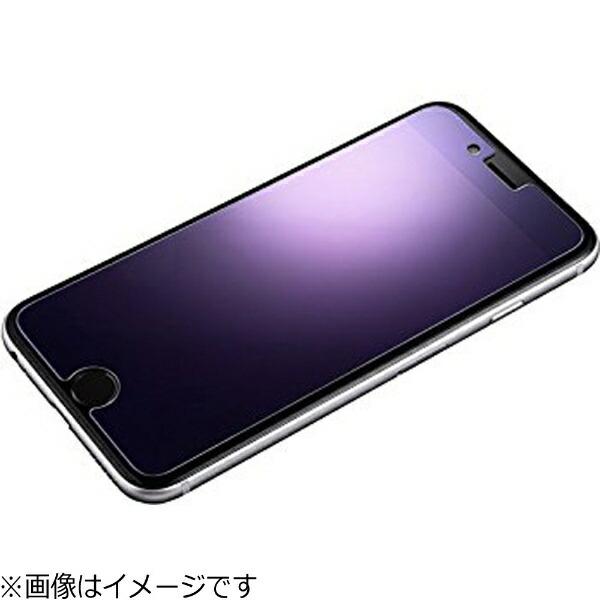 坂本ラヂヲiPhone7用GRAMASProtectionGlassブルーライトカットGL-106BC
