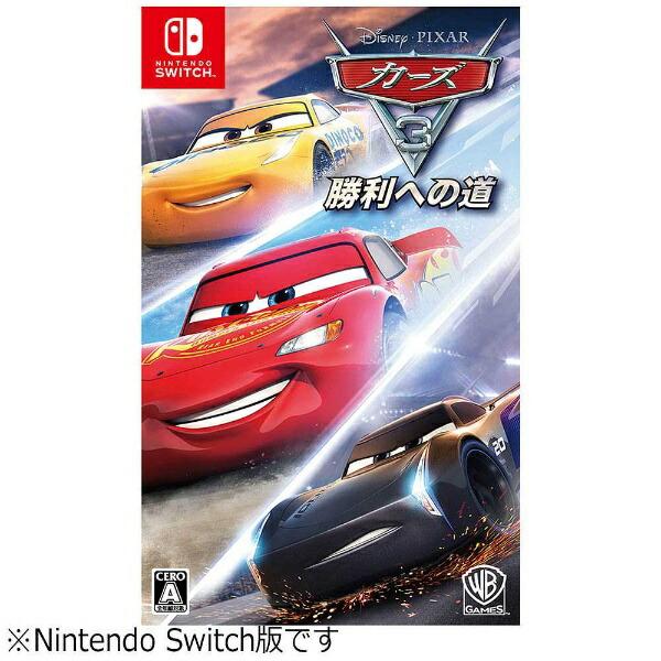 ワーナーブラザースジャパンWarnerBros.カーズ3勝利への道【Switchゲームソフト】