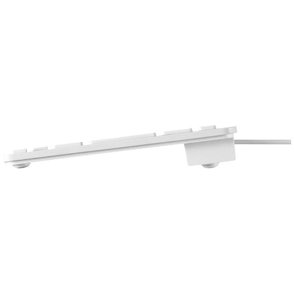 BUFFALOバッファローキーボードホワイトBSKBU300WH[USB/有線][BSKBU300WH]