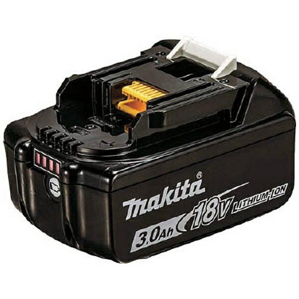 マキタMakitaバッテリー18V3.0Ah(A-60442)BL1830B