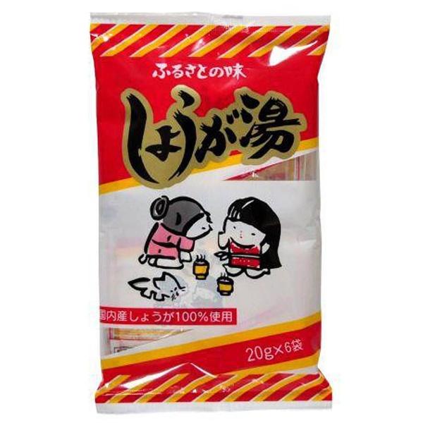 今岡製菓IMAOKA今岡製菓しょうが湯(平袋)20gx6袋
