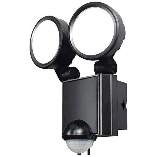 ELPAエルパ【屋外用】コンセント式ELDセンサーライトESL-SS802AC
