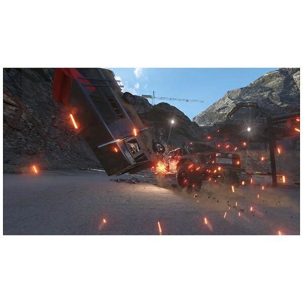 インターグローFlatOut4:TotalInsanity【PS4ゲームソフト】【代金引換配送不可】