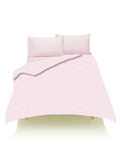 生毛工房【まくらカバー】綿ブロード小さめサイズ(綿100%/40×80cm/ピンク)【日本製】