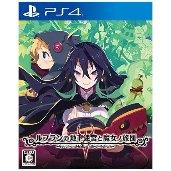 日本一ソフトウェアNipponIchiSoftwareルフランの地下迷宮と魔女ノ旅団通常版【PS4ゲームソフト】