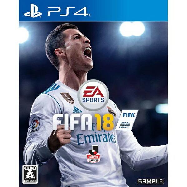 エレクトロニック・アーツElectronicArtsFIFA18【PS4ゲームソフト】[FIFA18]