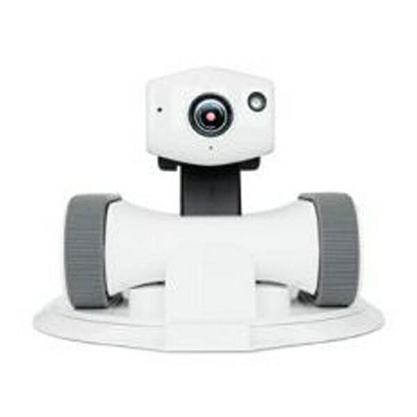 ライオン事務器LIONRILEY-17ホームセキュリティロボットappbotRILEY(アボットライリー)[暗視対応/無線]