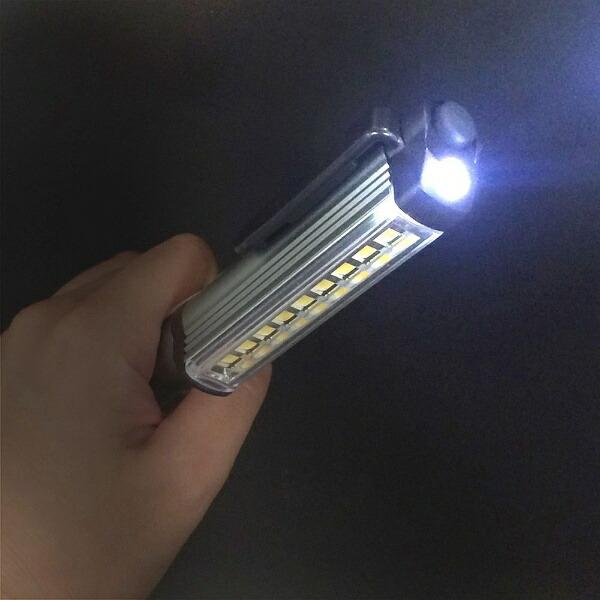 樫村KASHIMURALL-6ペンライト[LED/単4乾電池×3]