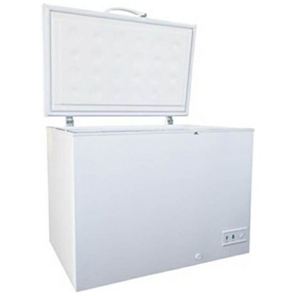三ツ星貿易MitsuboshiBoeki《基本設置料金セット》冷凍庫SCANCOOLSKM368[1ドア/上開き/368L][SKM368]