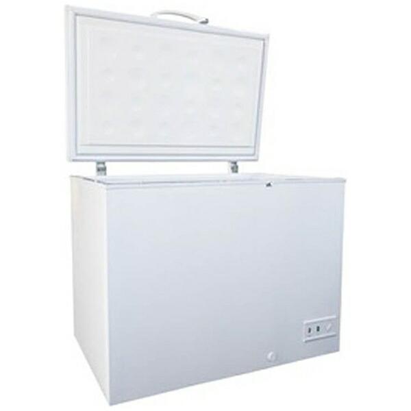 三ツ星貿易MitsuboshiBoeki《基本設置料金セット》冷凍庫SCANCOOLSKM283[1ドア/上開き/283L][SKM283]