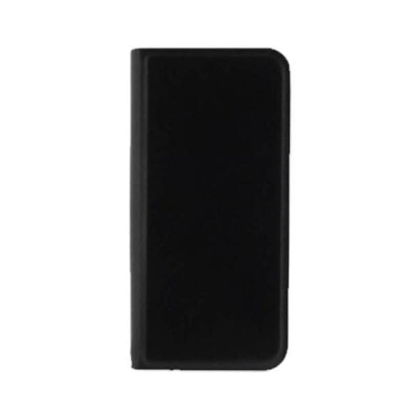 MSソリューションズGalaxyS8用手帳型ケース薄型PUレザーケースPRIMEブラックLEPLUSLP-GS8LBK