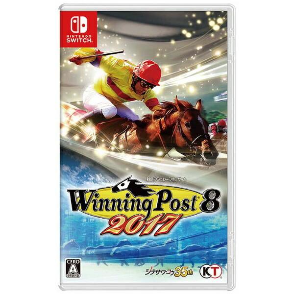コーエーテクモゲームスKOEIWinningPost82017【Switchゲームソフト】