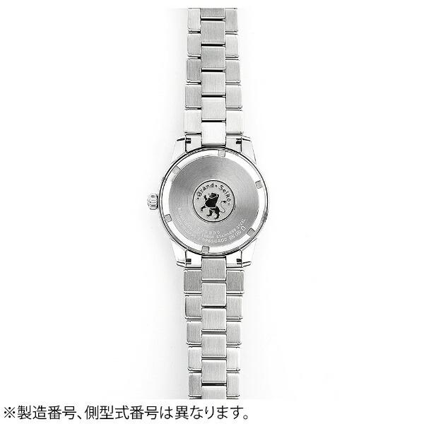 セイコーSEIKOグランドセイコー(GrandSeiko)「クオーツ」SBGX319【日本製】