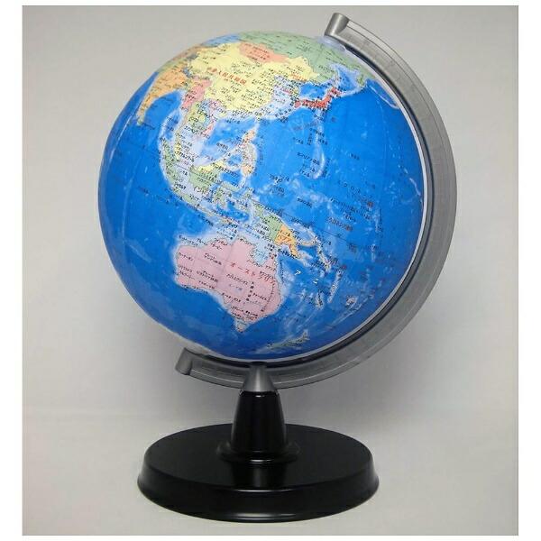昭和カートン地球儀球径21cm行政図タイプ21-GX[21GXチキュウギギョウセイ21セン]