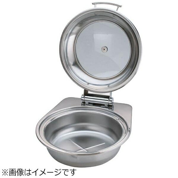 KINGOキンゴーKINGOIH丸チェーフィングガラスカバー式小(フードパン別売)D105<NKV5601>[NKV5601]