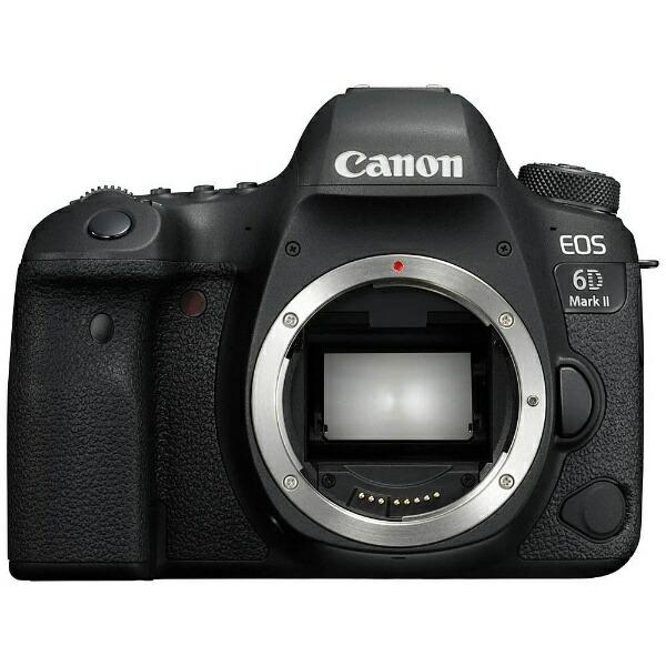 キヤノンCANONEOS6DMarkII(WG)【ボディ(レンズ別売)】/デジタル一眼レフカメラ[EOS6DMK2]