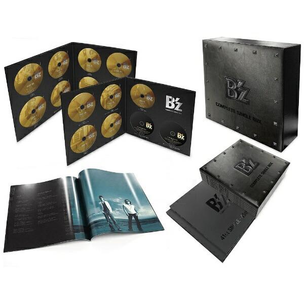 ビーイングBeingB'z/B'zCOMPLETESINGLEBOX【BlackEdition】【CD】