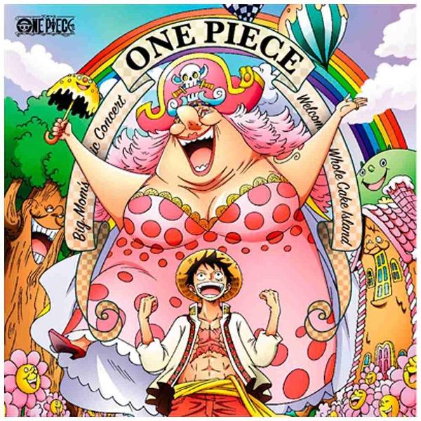エイベックス・ピクチャーズavexpictures(アニメーション)/ONEPIECEビッグ・マムの音楽会〜ホールケーキアイランドへようこそ〜【CD】