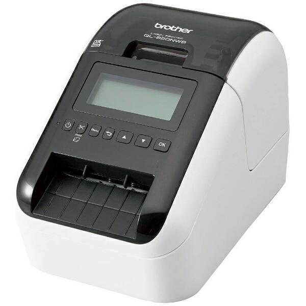 ブラザーbrotherQL-820NWBラベルライターP-touch(ピータッチ)[QL820NWB]