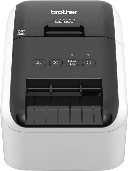 ブラザーbrotherQL-800ラベルライターP-touch(ピータッチ)[QL800]