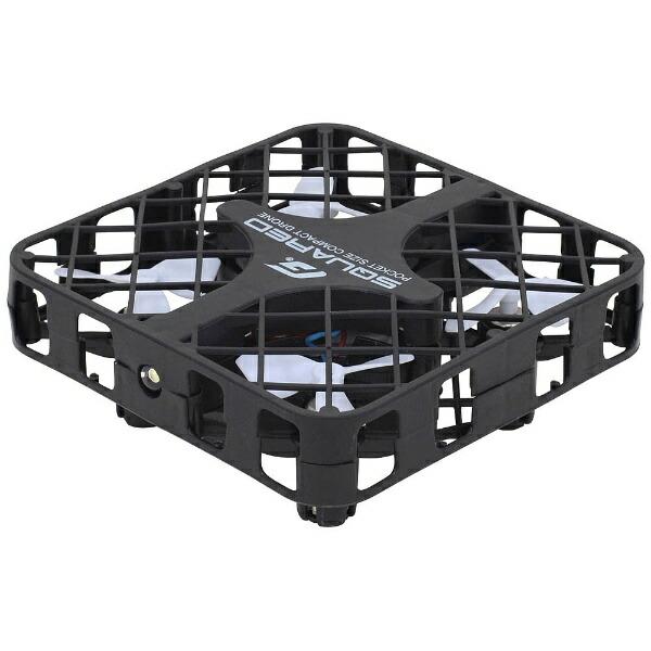ジーフォースGFORCEドローンSQUARED(スクアード)ブラックGB430[ドローン小型]