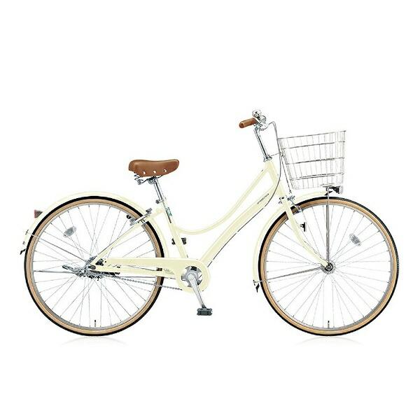 ブリヂストンBRIDGESTONE26型自転車エブリッジL(E.Xクリームアイボリー/3段変速)EB63LT【2017年/点灯虫モデル】【組立商品につき返品不可】【代金引換配送不可】