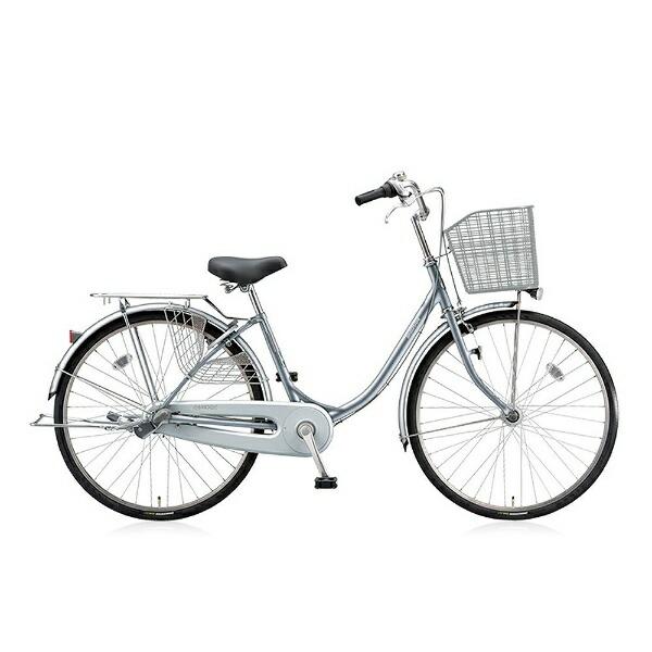 ブリヂストンBRIDGESTONE26型自転車エブリッジU(M.XRシルバー/3段変速)EB63UT【2017年/点灯虫モデル】【組立商品につき返品不可】【代金引換配送不可】