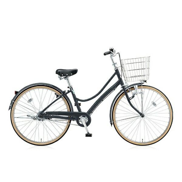 ブリヂストンBRIDGESTONE26型自転車エブリッジL(E.Xダークアッシュ/シングル)EB60L【2017年モデル】【組立商品につき返品不可】【代金引換配送不可】