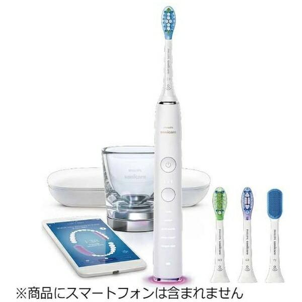 ソニッケアsonicareHX9934/05電動歯ブラシDiamondCleanSmart(ダイヤモンドクリーンスマート)ホワイト[振動(バス磨き)式][HX993405]