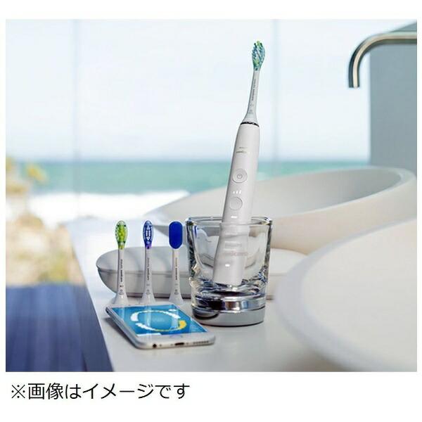 ソニッケアsonicare電動歯ブラシDiamondCleanSmart(ダイヤモンドクリーンスマート)ホワイトHX9934/05[音波・超音波式/AC100V-240V][HX993405]【ribi_rb】