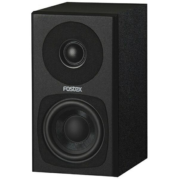 FOSTEXフォステクスPM0.3HBJPNアクティブスピーカーブラック[ハイレゾ対応][PM0.3HBJPN]