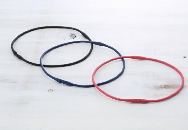 ピップpip磁気ネックレスピップマグネループEX(50cm/ブラック)