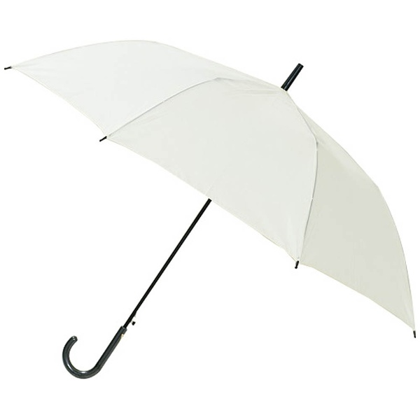 長寿乃里 【傘】ポキッと折れるんです 65cm (ホワイト)