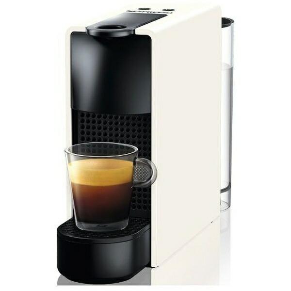 ネスレネスプレッソNestleNespressoC30-WHカプセル式コーヒーメーカーEssenzaMini(エッセンサミニ)[C30WH]