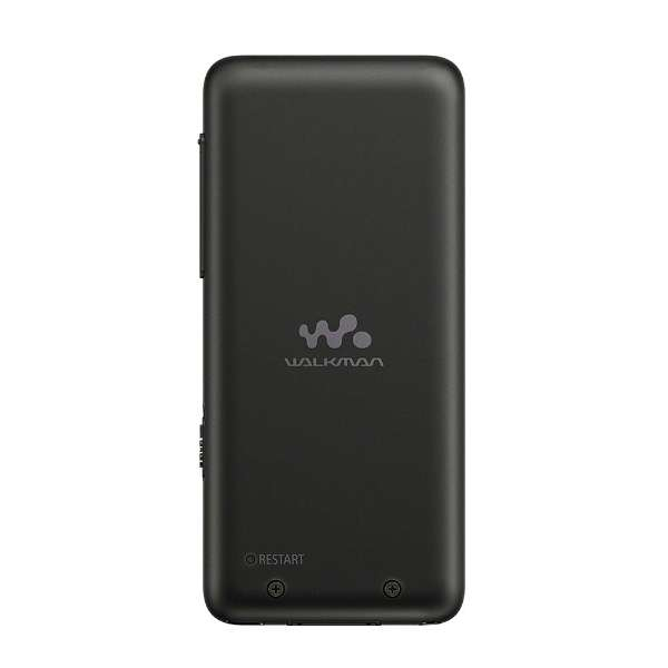 ソニーSONYウォークマンWALKMANNW-S313BCS310シリーズブラック[4GB][ウォークマン本体NWS313BC]