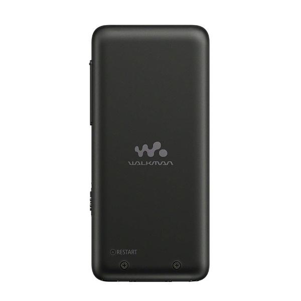 ソニーSONYウォークマンWALKMANスピーカー付属NW-S315KBCS310シリーズブラック[16GB][ウォークマン本体NWS315KBC]