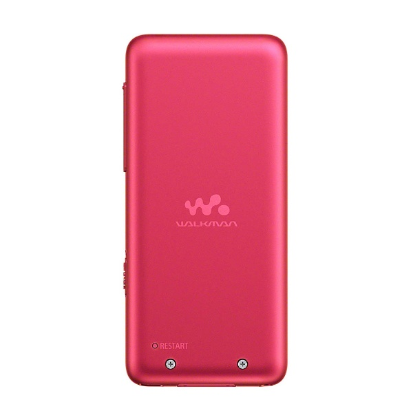 ソニーSONYウォークマンWALKMANS310シリーズスピーカー付属NW-S315KPCビビッドピンク[16GB][NWS315KPC]