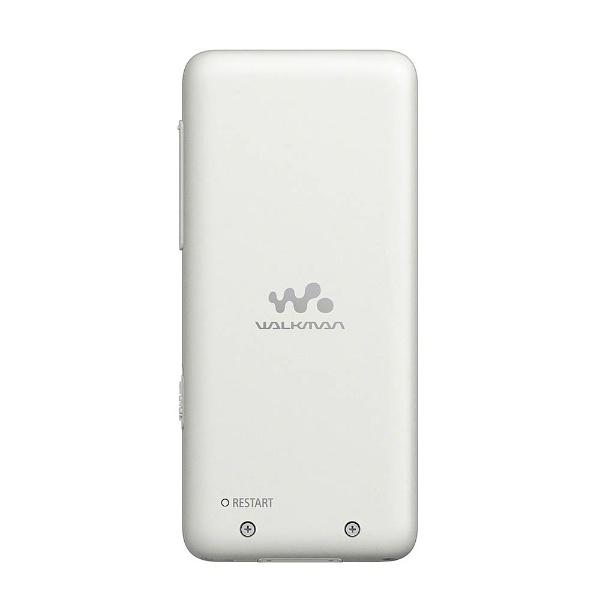 ソニーSONYウォークマンWALKMANスピーカー付属NW-S315KWCS310シリーズホワイト[16GB][ウォークマン本体NWS315KWC]