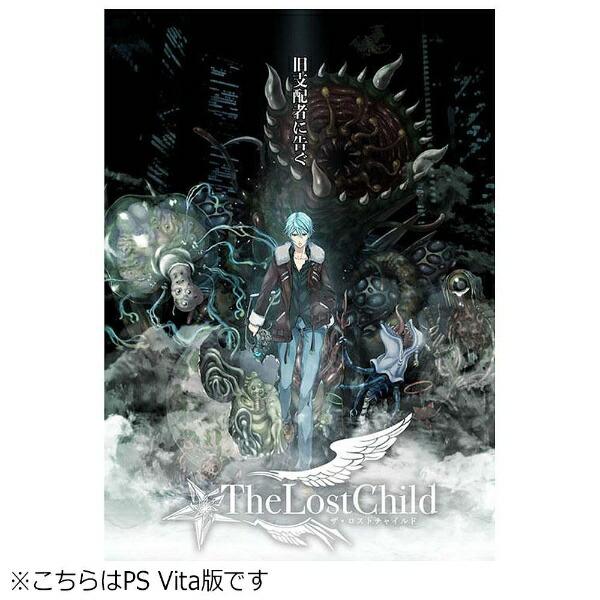 角川ゲームスKADOKAWAGAMESTheLostChild(ザ・ロストチャイルド)【PSVitaゲームソフト】