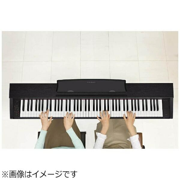 カシオCASIO電子ピアノPX-770BKブラックウッド調[88鍵盤][PX770BK]