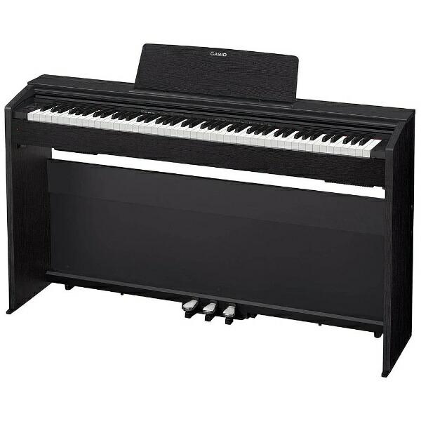 カシオCASIO電子ピアノPX-870BKブラックウッド調[88鍵盤][PX870BK]
