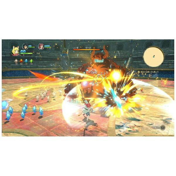 レベルファイブLEVEL5二ノ国IIレヴァナントキングダム【PS4ゲームソフト】【代金引換配送不可】